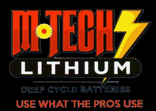 MillerTech Lithium Marine Battery