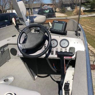 1992 Sylvan Sea Troller For Sale